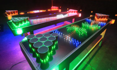 Beer pong goes high-tech - Leisure e-Newsletter